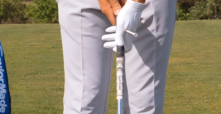 Drill for left-hand grip