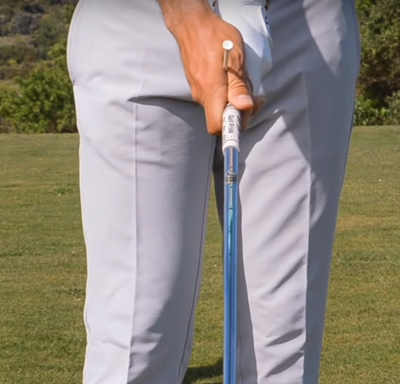 Drill for right-hand grip