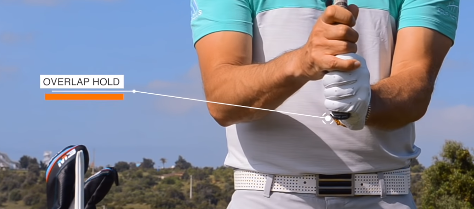 Overlap Grip or Vardon Grip