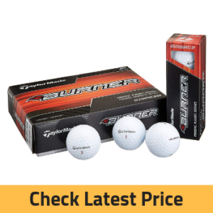 TaylorMade Golf 2017 Burner Golf Balls