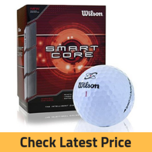 Wilson Smart Core Golf Ball