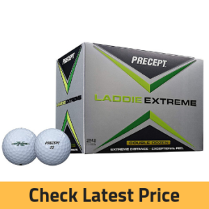 Precept 2017 Laddie Extreme Golf Balls