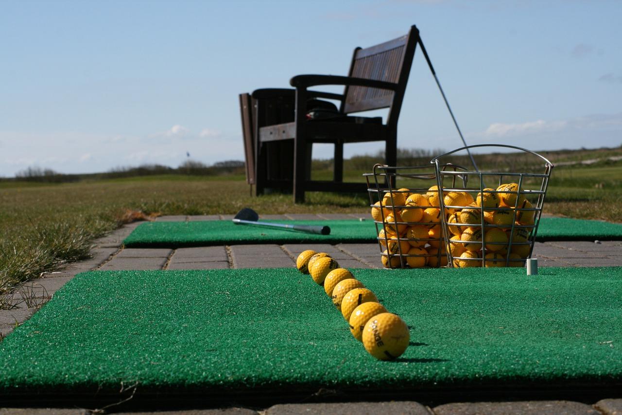 best practice golf balls
