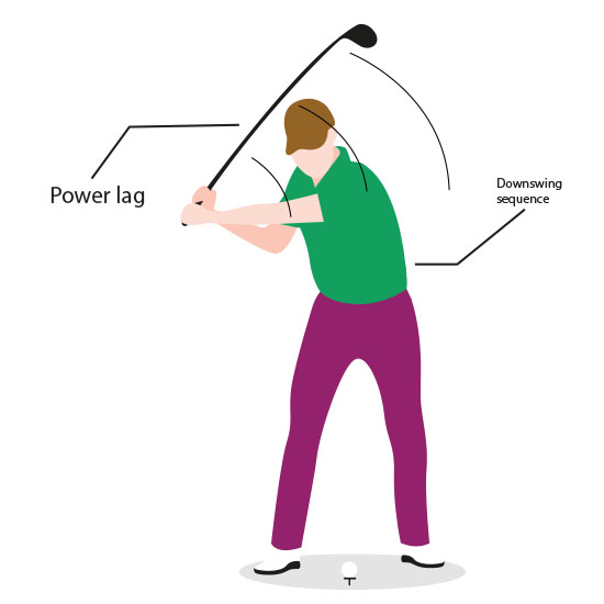 golf swing tutorial step 5
