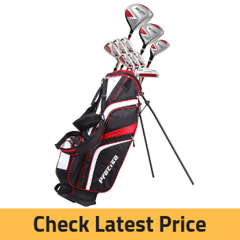 15 Piece Ladies Womens Complete Golf Clubs Set Review