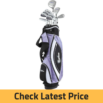 Confidence LADY POWER III Golf Club Set Review