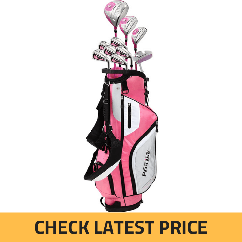 Precise M5 Womens Complete Golf Clubs Set Review