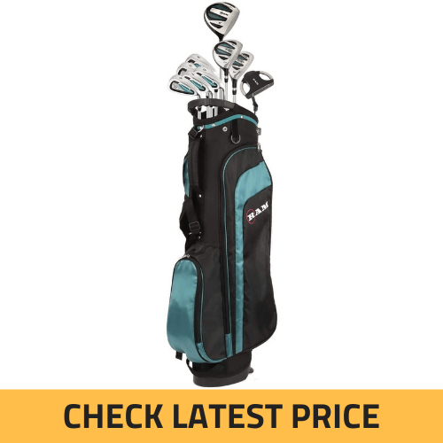 Ram Golf EZ3 Ladies Golf Clubs Set with Stand Bag Review