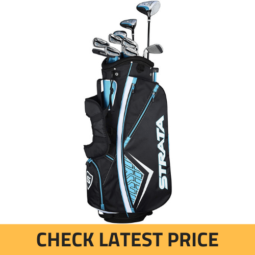 STRATA Women's Golf Package Sets