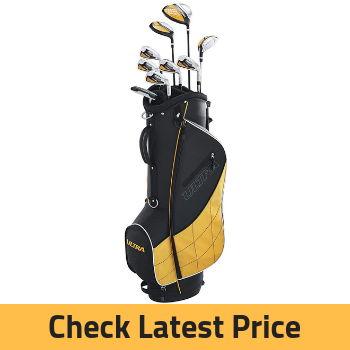 Wilson Golf Men's Ultra Complete Package Set Review