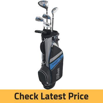 Wilson Profile Complete Junior Golf Set Review