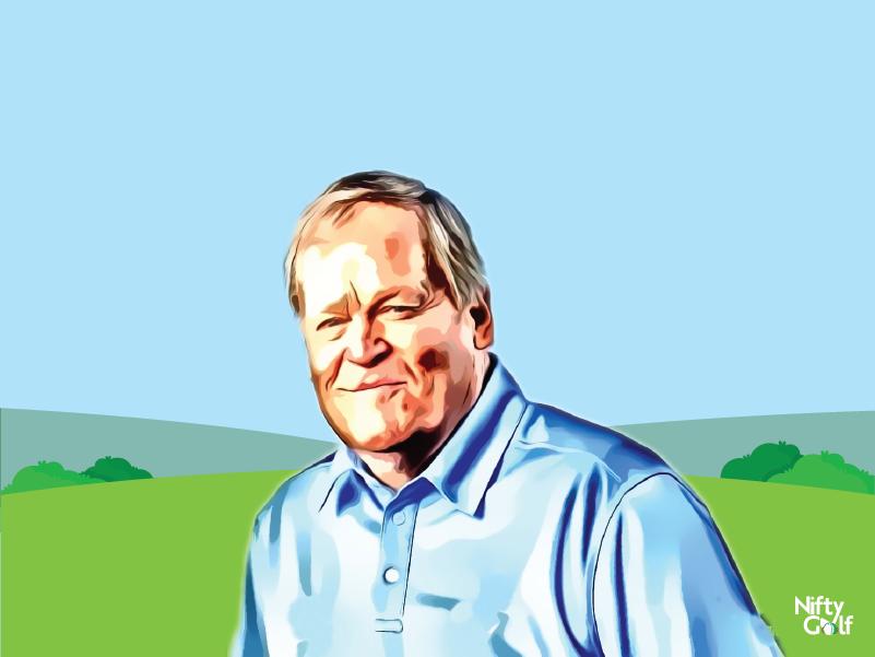 johnny miler golfer
