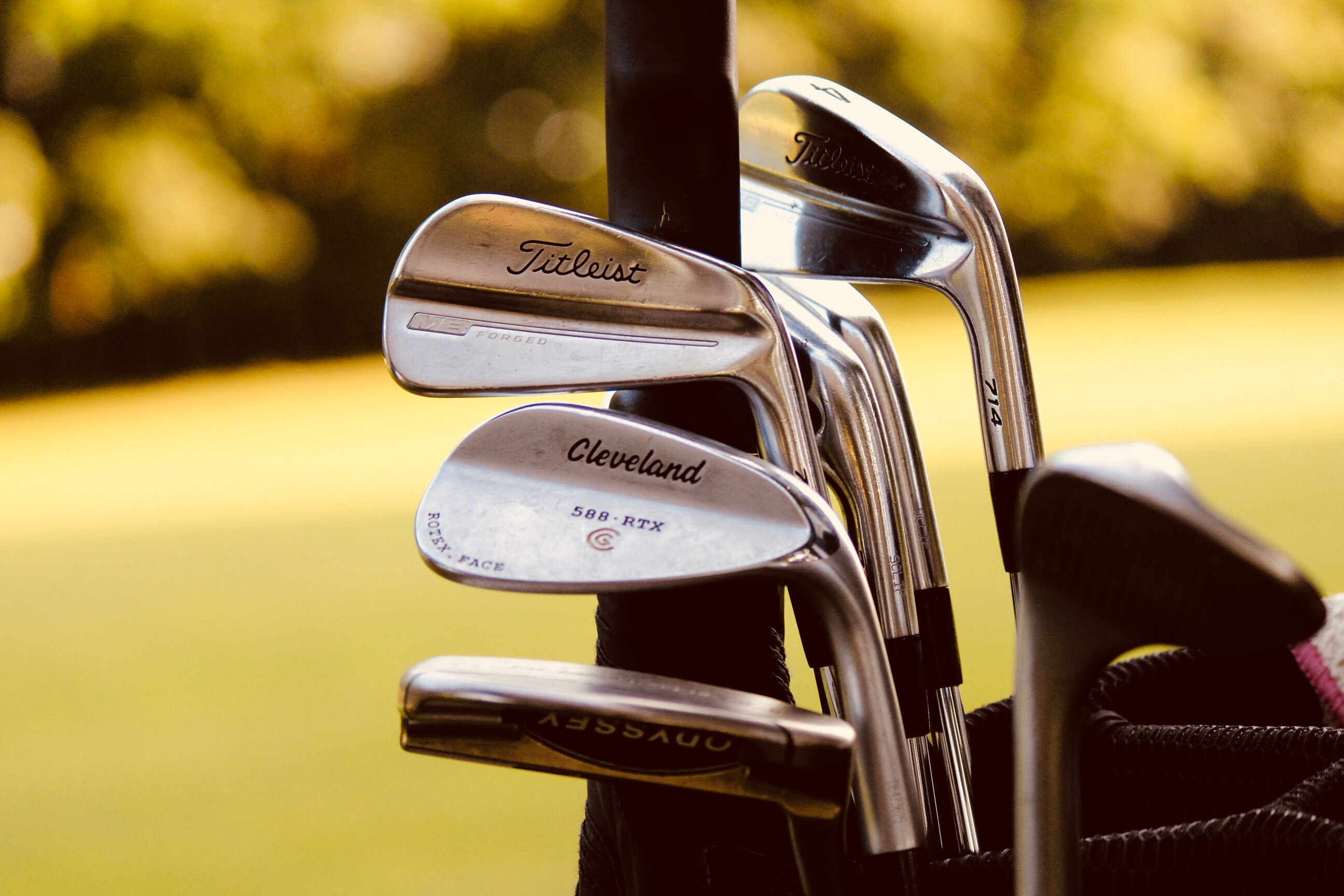 golf clubs to choose from
