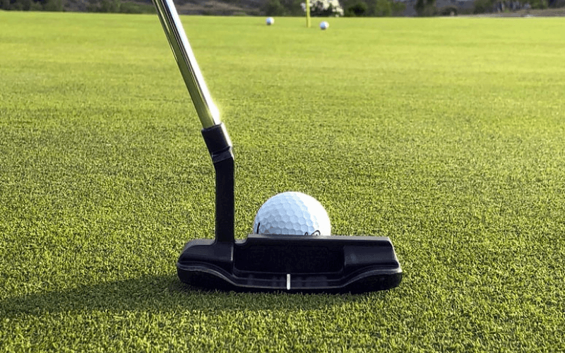 Which club to use when you are aiming for putt
