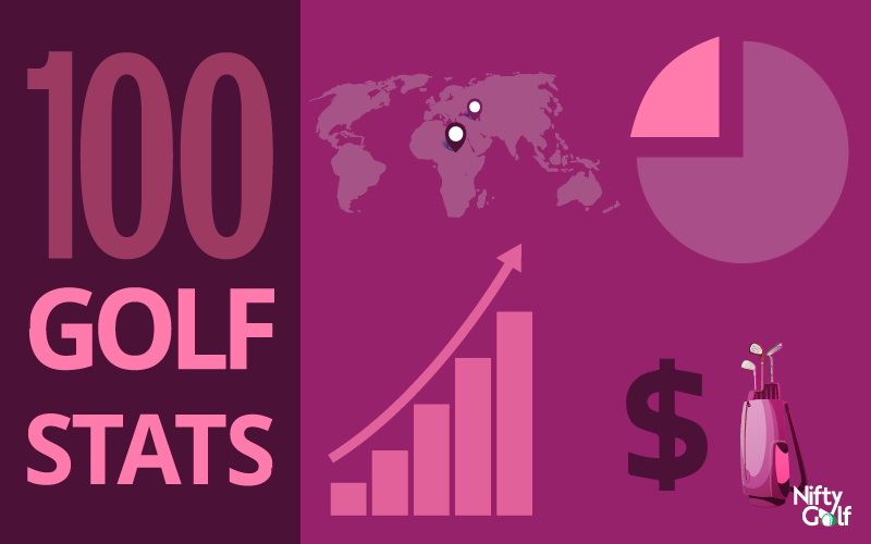 Top 100 Interesting Golf Statistics You Need to Know