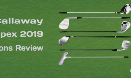Callaway Apex 19 Irons Set Review