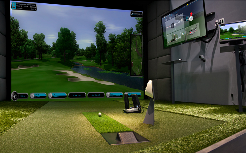 Golf Simulator For Sale >> How To Build Your Own Indoor Golf Simulator Nifty Golf
