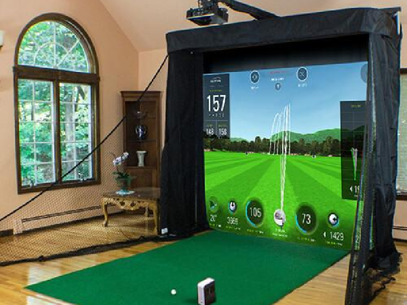 Golf Simulator For Sale >> The 10 Best Golf Simulators To Buy In 2019 Nifty Golf