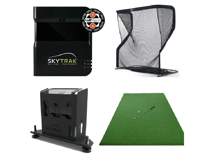 affordable golf simulator package