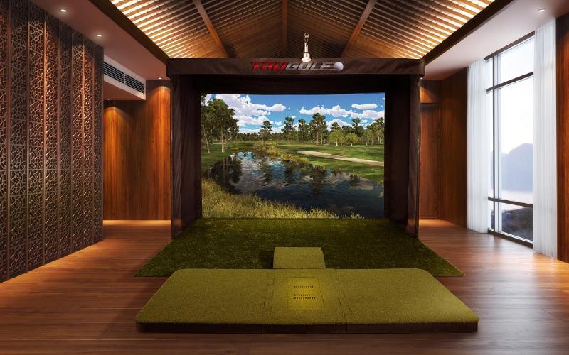 Trugolf Vista 10 Golf Simulator