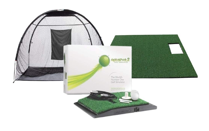 OptiShot 2 Practice Golf Simulator