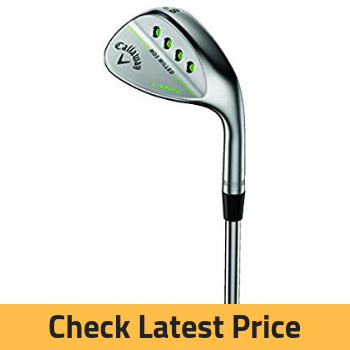 Callaway Mack Daddy 3 Chrome S-Grind Wedge Review