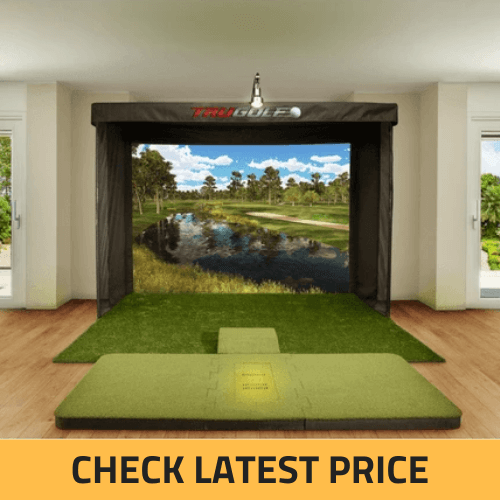 TruGolf Vista 12 Golf Simulator Review