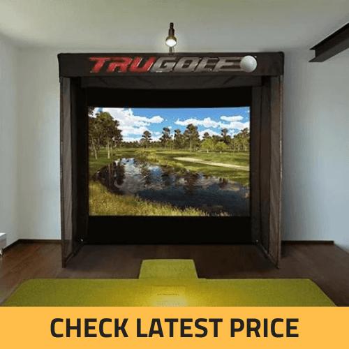 Vista 8 Golf Simulator Review