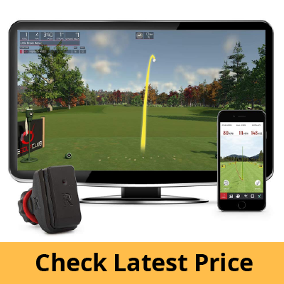 Rapsodo R-Motion and The Golf Club Simulator and Swing Analyzer review