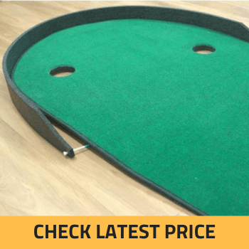 Big Moss Commander Patio Series V2 Putting & Chipping Green Review
