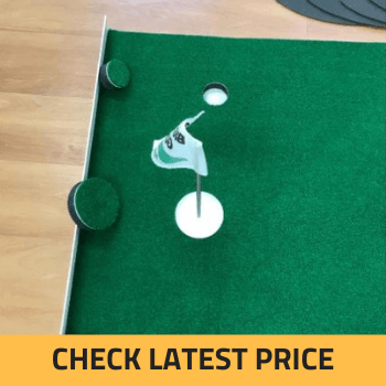Big Moss Competitor V2 Putting Green & Chipping Mat Review