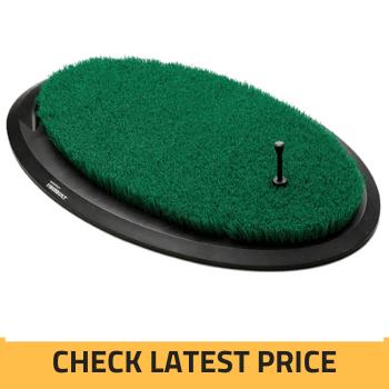 Fiberbuilt Flight Deck Golf Mat Review