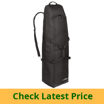 Athletico Padded Golf Travel Bag - Golf Club Travel Cover review