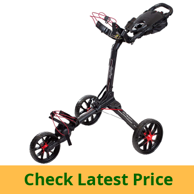 BagBoy Nitron Golf Push Cart review