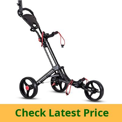 Tangkula Golf Push Cart review