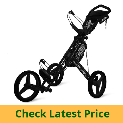 Sun Mountain Speed Gx Golf Push Cart review