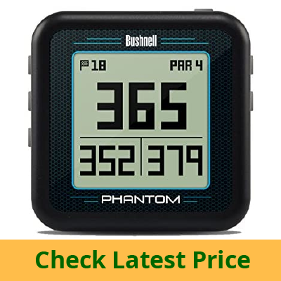 Bushnell Phantom Golf GPS review