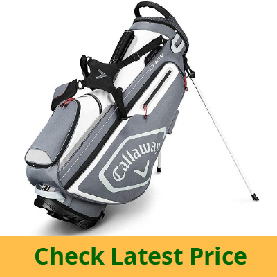 Callaway Golf Chev Stand Bag review