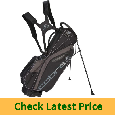 Cobra Golf Ultralight Stand Bag review