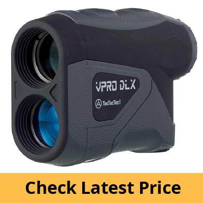 TecTecTec VPRODLX Golf Rangefinder - Waterproof Laser Range Finder review