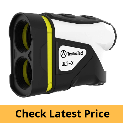 TecTecTec ULT-X Golf Rangefinder review