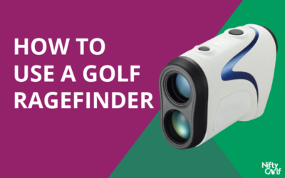 How To Use A Golf Rangefinder