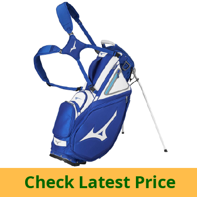 Mizuno Pro Golf Stand Bag review