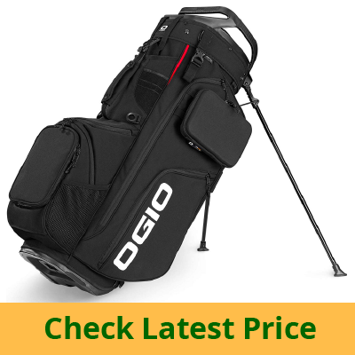 OGIO ALPHA Convoy 514 Golf Stand Bag review