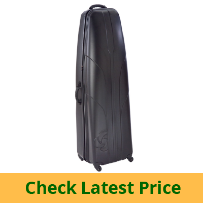 Samsonite Golf Hard Sided Travel Cover Case review