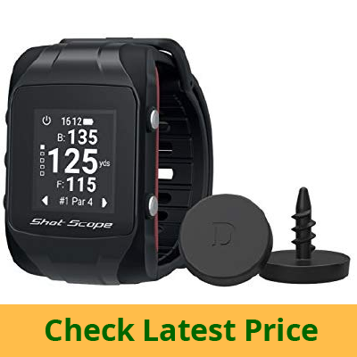 Shot Scope V2 Smart GPS Golf Watch Review