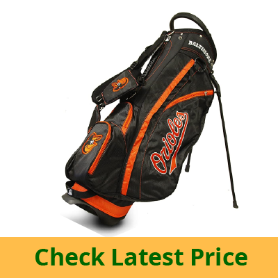 Team Golf MLB Fairway Golf Stand Bag review