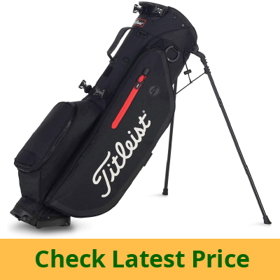Titleist Players 4 Golf Bag review