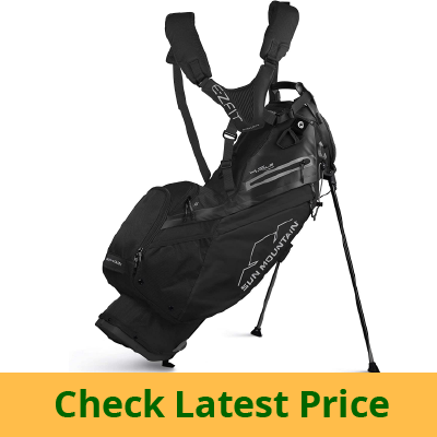 sun mountain 2020 4.5 ls 14-way golf stand bag review
