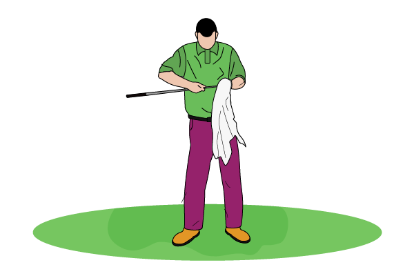 Best Golf Towel-Feature